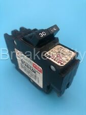 Federal Pacific 30 Amp 2 Pole Type Nc Circuit Breaker American Fpe Nc230 Read