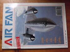 $$2 Revue Air Fan N°135 30ans Br 1050  Nord Gabriel N°66  A-10  OTAN  Blackbird