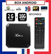 X96 MINI BOX ANDROID 4K SMART TV S905W Quad Core H.265 WiFi 2GB/16GB 1GB/8GB