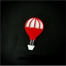 CG2367...ACRYLIC BROOCH - HOT AIR BALLOON - FREE UK P&P