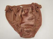 NWT Victoria's Secret VINTAGE 80s-90s 100% Silk Flutter Bikini Panties SMALL