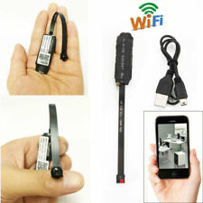 WIFI IP Mini DVR CAM Hidden Spy Video camara espia videocamara grabadora