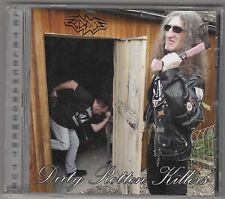 ZEBARGES - dirty rotten killers CD