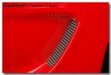 C5 Corvette 1997-2004 RaceMesh Side Fender Grille Set - Black Powder Coat