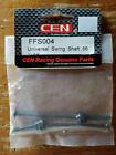 CEN #FFS004 Universal Swing Shaft, 66 For B/R