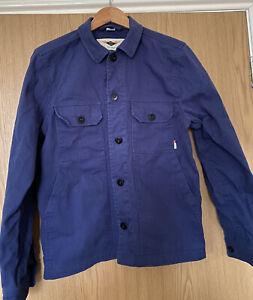 Finisterre Basset Work Shirt/jacket Medium