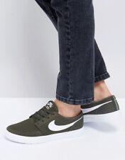 Nike SB Portmore Ii Ultralight Trainers In Khaki Casual Shoes Trainers UK 5 FAST