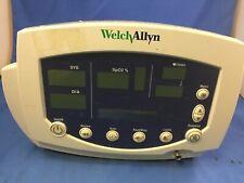 Welch Allyn 53nt0 Vital Signs Monitor
