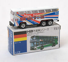 "Tomica Foreign Series (Japan) 1/154 Neoplan Bus Skyliner ""Nihon Kotsu"" F37 *MIB*"