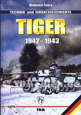 Tiger Vol. 1 + Mapbook Trojca Bildband Farbprofil Neu