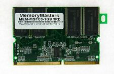MEM-MSFC3-1GB MEMORY FOR CISCO MSFC3,SUP32 NEW MEM-S3-1GB