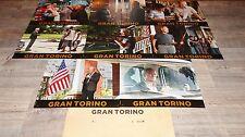 clint eastwood GRAN TORINO ! jeu photos cinema lobby card