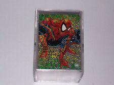 Spiderman 1 (The McFarlane Era) & Spiderman 2 (30th Anniversary) Trading Cards