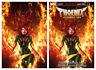PHOENIX RESSURECTION #1 Inhyuk Lee Virgin & Trade Dress Variant 1st Print Marvel