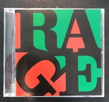 RAGE AGAINST THE MACHINE 'Renegades' 2000 CD ALBUM