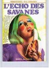 "MAGAZINE ""L ECHO DES SAVANES - no 12"" (1975) WALLACE WOOD / MANDRYKA / PETILLON"