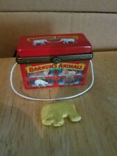 Barnum's Animals Crackers Nabisco Trinket Box - Midwest of Cannon Falls