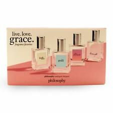Philosophy Fragrance Favorites 4 Piece Variety Gift Set For Women