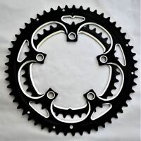 Double Chainring BCD110 53T 39T 34T 48T 50T Dual Disc 5 to 9 speed 3/32 Chain