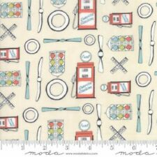 Moda MIGHTY MACHINES by Lydia Nelson Quilt Fabric