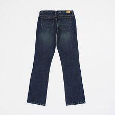 Jill Stuart para mujer Talla 8 largo pierna 33L recta bootfit Blue Jeans