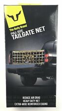 Bully Full Size Truck Tailgate Net Camouflage Heavy Duty Ford Chevy TR-03WK