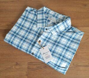 NWT $149 PETER MILLAR Crown Sport Extra Soft Button Long Sleeve Shirt Men's XXL