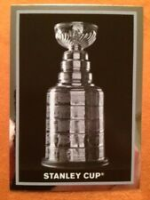 #488 Stanley Cup Trophy Foil 2015-16 Panini 15-16 NHL Hockey Sticker
