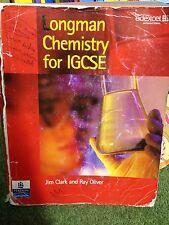 Longman Chemistry IGCSE (Edexcel) Textbook