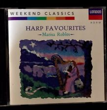 Harp Favourites (CD, Sep-1993, Decca) 2 CDs