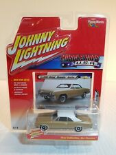 Johnny Lightning 1967 Chevy Chevelle Malibu Gold