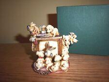 HARMONY KINGDOM - 101 DALMATIONS W/ CRUELLA DE VILLE BOX FIGURINE - NEW IN BOX