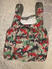 Sac à dos Armée Suisse camouflage Alpenflage militaire Swiss Army