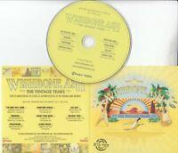 WISHBONE ASH The Vintage Years Box Set Sampler 2018 UK 8-trk promo only CD mint