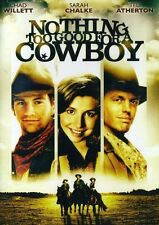 [DVD NTSC/1 NEW] NOTHING TOO GOOD FOR A COWBOY