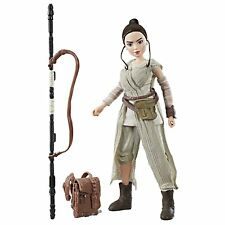 "Disney Star Wars Forces of Destiny Rey of Jakku 11"" Doll Figure - Brand New"