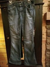 7 For All Man Kind Women's A Pocket Jeans(26Short)