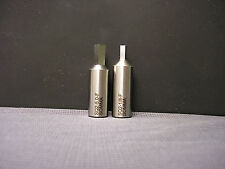 Somma# SQ00-5//64-F shank X 1-1//4 OAL Somma 5//64 SQUARE Internal Rotary Broach with 8mm Dia