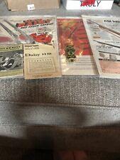 Vintage Daisy Bb Gun Advertising Lot Sample Ephermera Rare