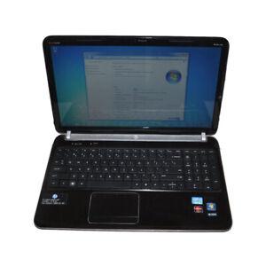 """HP dv6 15.6""""  Laptop Intel i7-2630QM CPU 8G RAM 500G HDD Win 7"""