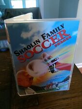 Shaolin Family Soccer Dvd Chan Kai Tai Image Release