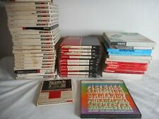 46 Scotch Ampex Vintage Pre-Recorded Reel to Reel Tapes Various Artists Genres