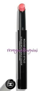 CHANEL ROUGE COCO STYLO Complete Care Lipshine lipstick Full Sz New 227 ESQUISSE