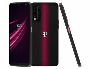 T-Mobile Revvl V++ Plus 5G (5062W) 64GB - LATEST NEBULA BLACK SmartPhone