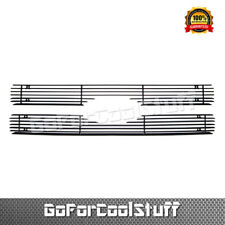 For Ford Escape 2008-2012 Black Upper Billet Grille Grill Insert