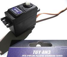 Turnigy AN3 Servo estándar 3.6kg/cm 0.13s se adapta a 1/10 RC coche volante Tamiya
