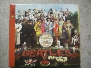 The Beatles: Sgt. Pepper's Lonely Hearts Club Band (Remastered 2009 CD Digipak)