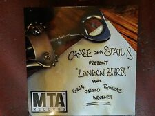 "Chase & Status - London Bars 12"" RSD 2016 - NEW &SEALED"