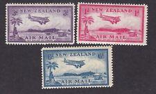 New Zealand 1933 Airs set 3 SG570-2 UM MNH ** never hinged