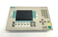 Siemens Simatic OP 27, Operator Control Panel OP27 Color, 6AV3627-1LK00-1AX0